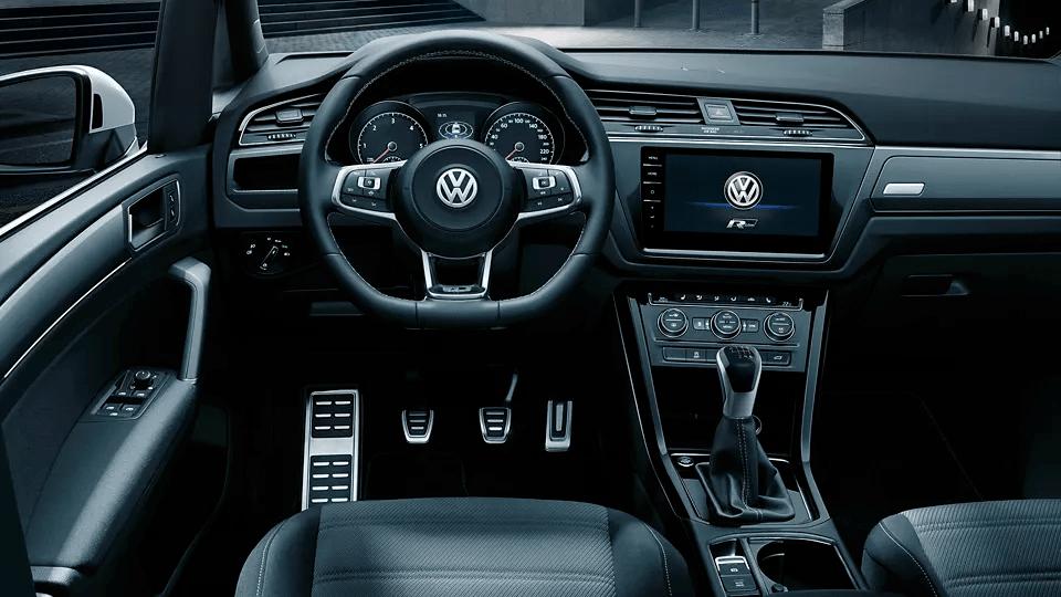 Volkswagen Touran siege conducteur